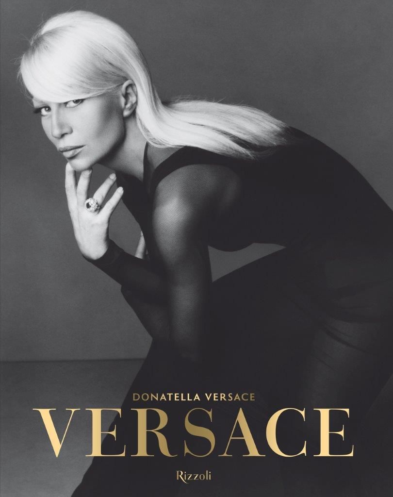 Versace, Donatella Versace copertina