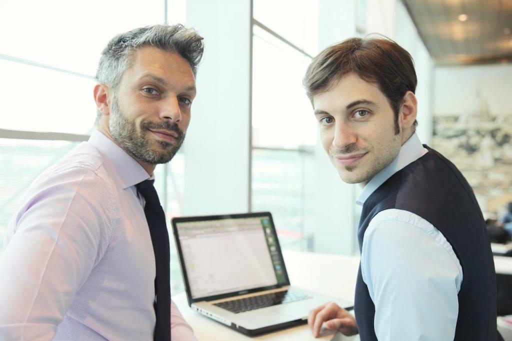 I fondatori di Vicker.org