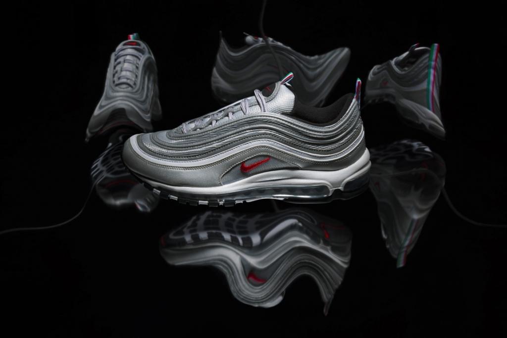 Nike Silver: il ritorno di un grande classico