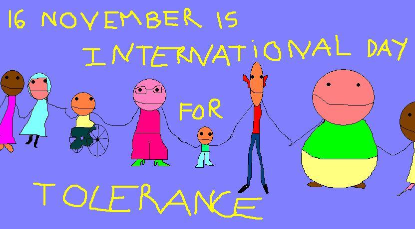 giornata mondiale tolleranza