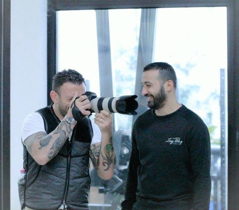 Alessandro Best e Andrea Baggio.