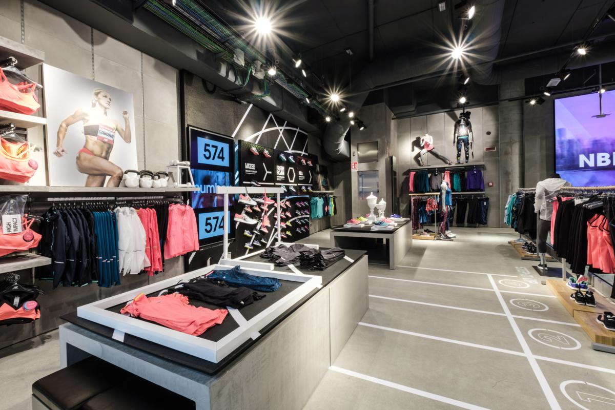 New Balance apre il primo flagship store a Milano | Fashion Times