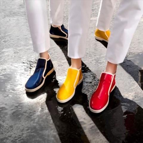 Times Fashion Leisure Style Montante Rain Shoes Rivieras CxBq8wYX