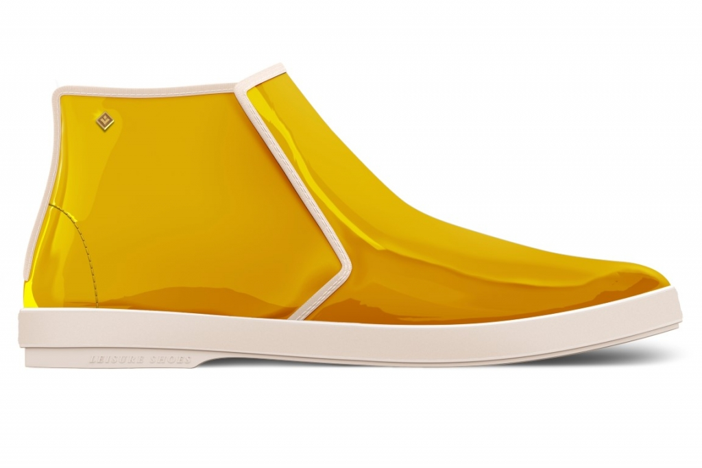 new style e5196 477ee Rivieras Leisure Shoes Montante: Rain Style | Fashion Times