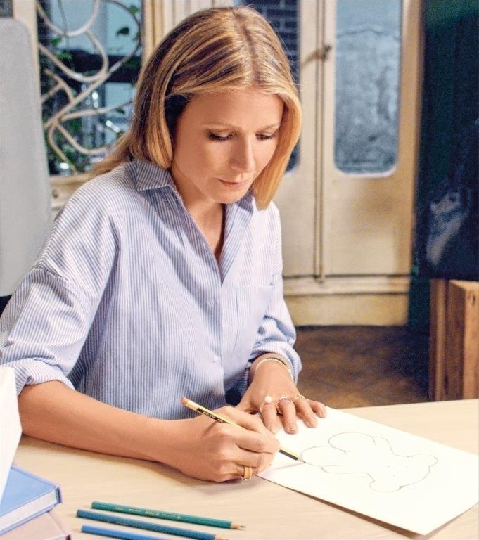Gwyneth Paltrow per TOUS Tender Stories n°5
