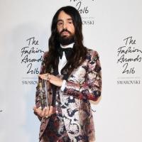 Alessandro Michele - Fashion Awards 2016