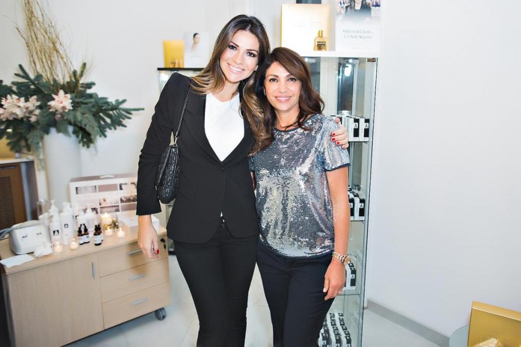 Alessia Ventura e Mimi Luzon