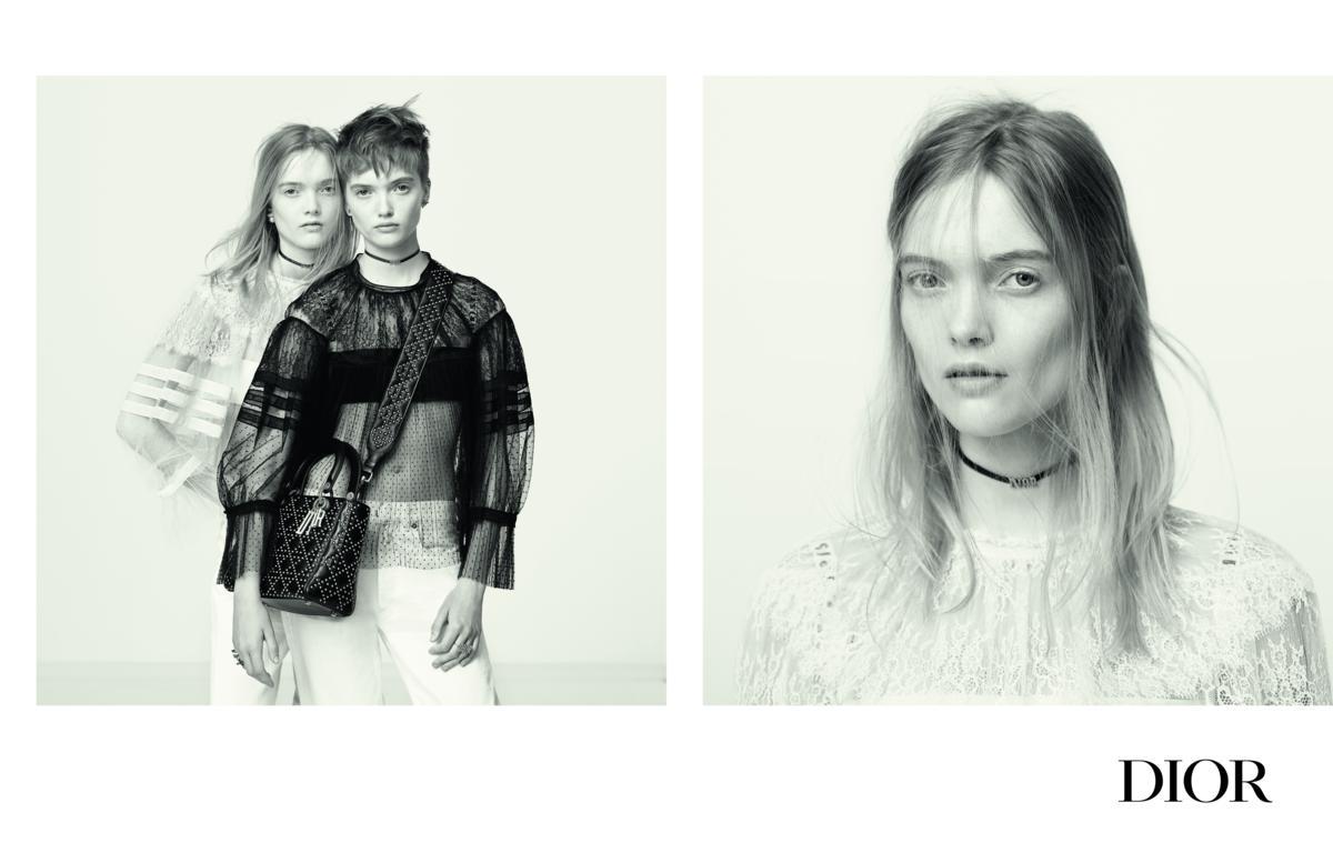 Dior Campagna Primavera-Estate 2017