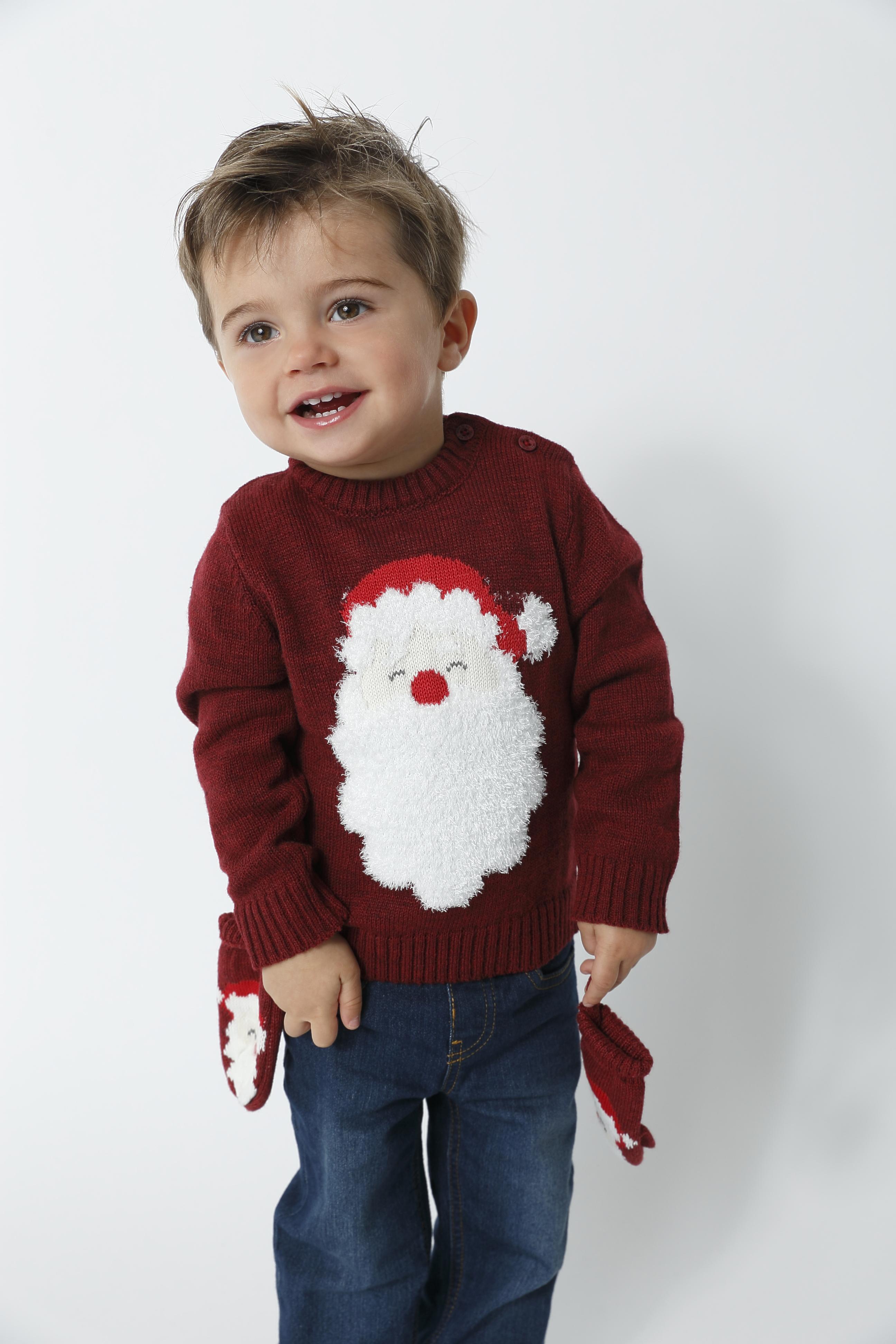 Tutta La Natale Famiglia Maglioni Per Di iTukZOPX