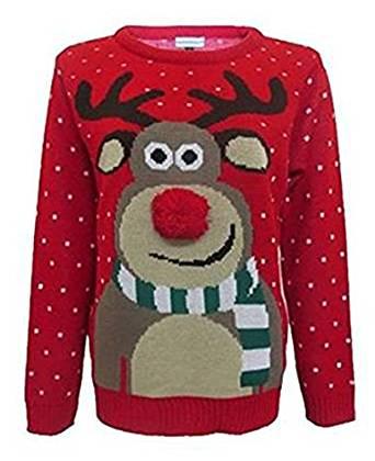 Maglioni di Natale per tutta la famiglia. 1 / 16. Friendz Trendz su Amazon  Moda