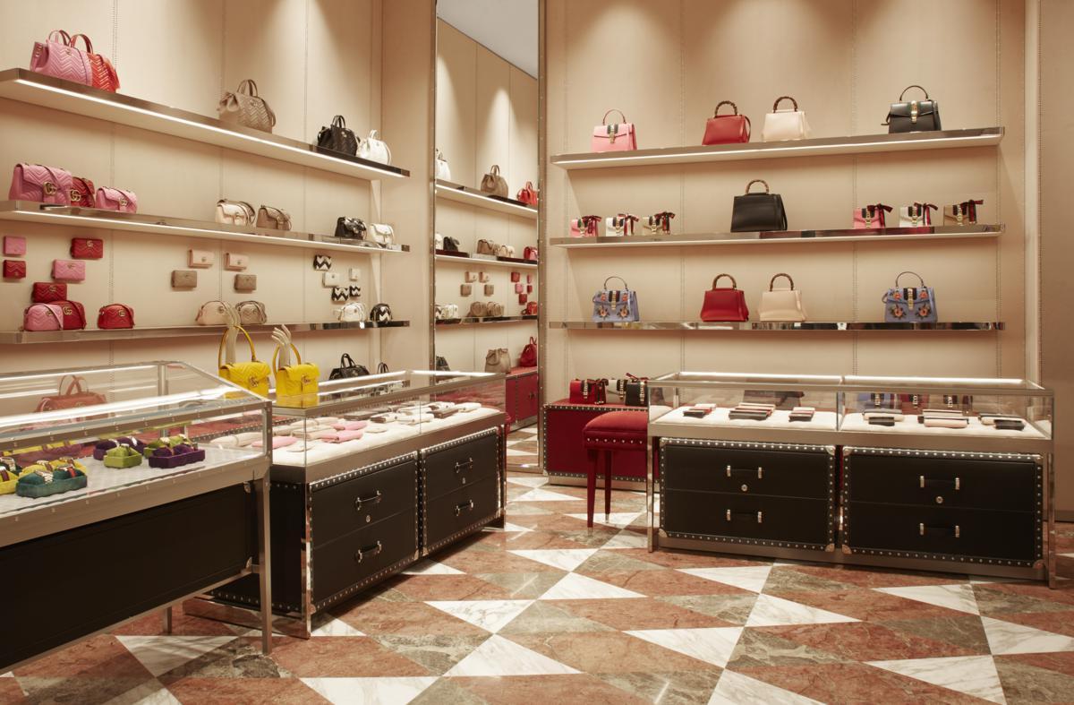 Gucci negozio Milano: le foto della nuova boutique – Fashion Times