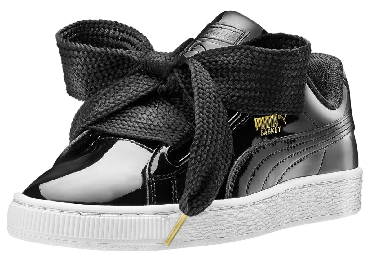sneakers puma donna con fiocco