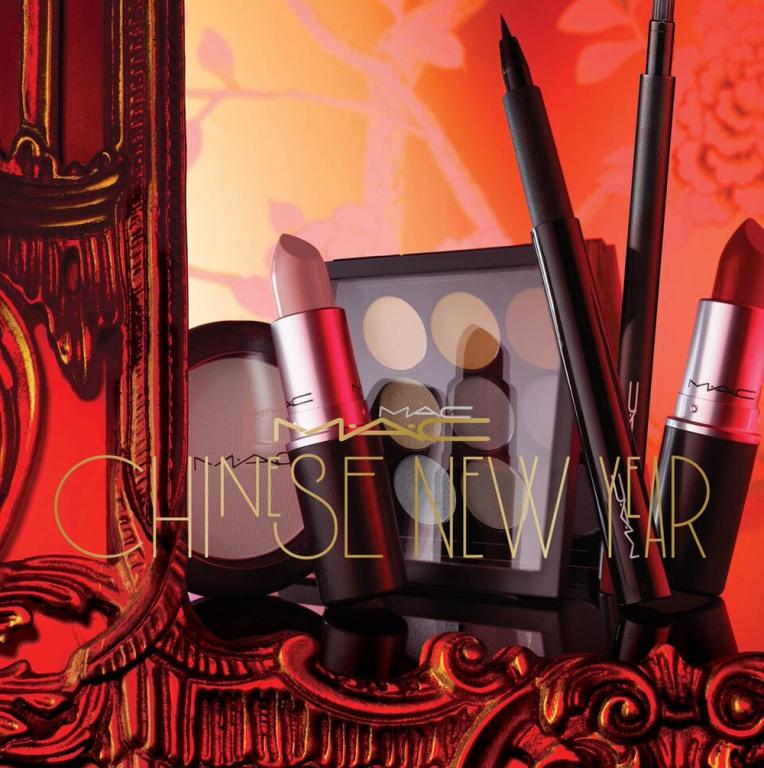 MAC Cosmetics propone la collezione Chinese New Year