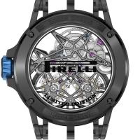 Orologi Pirelli e Roger Dubuis