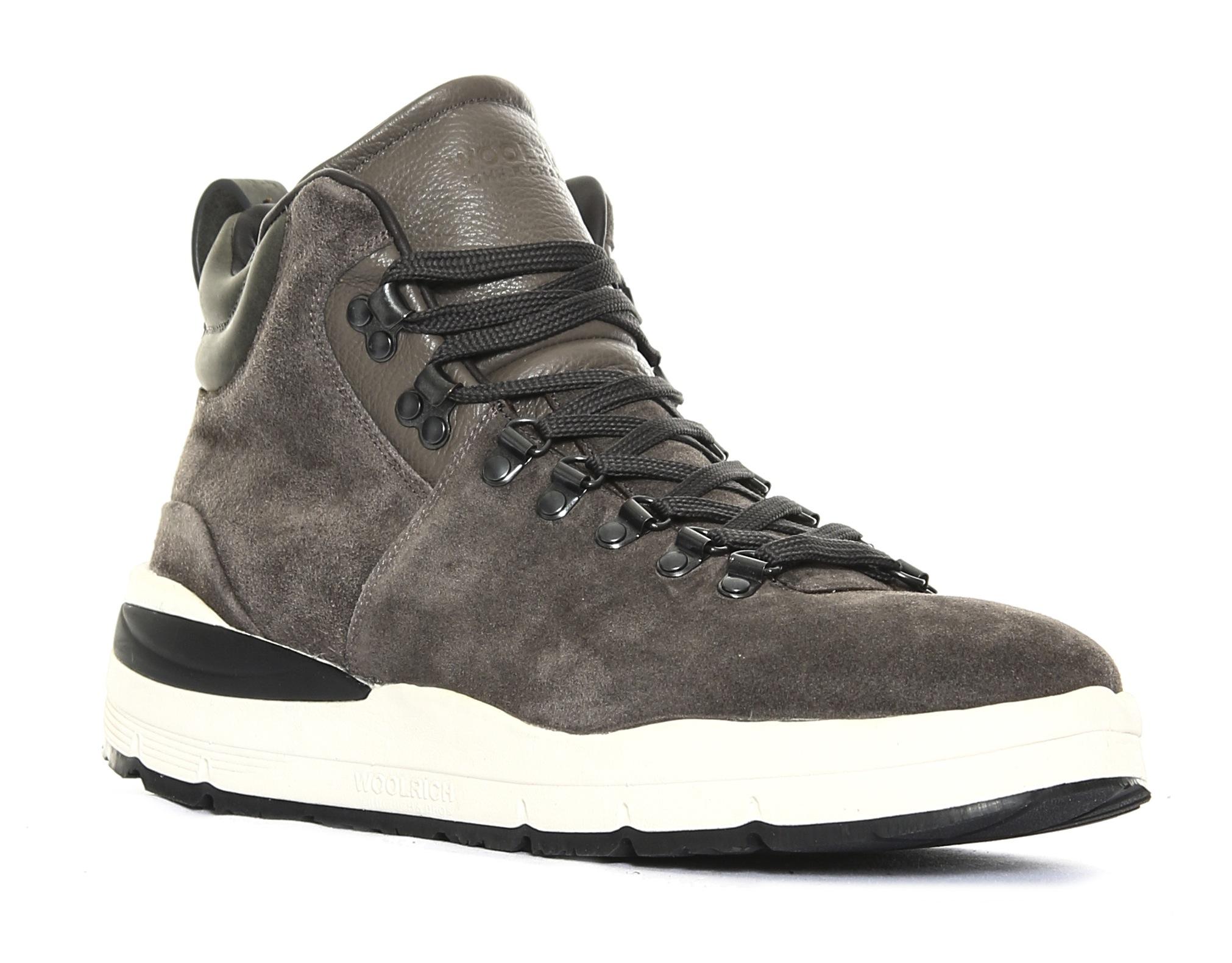 Pitti Uomo Woolrich Presenta Nuovo Progetto Footwear