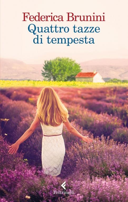 cover 'Quattro Tazze di Tempesta' di Federica Brunini