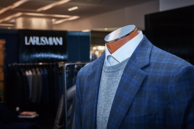 Larusmiani apre in cina fashion times for La mia boutique gennaio 2017