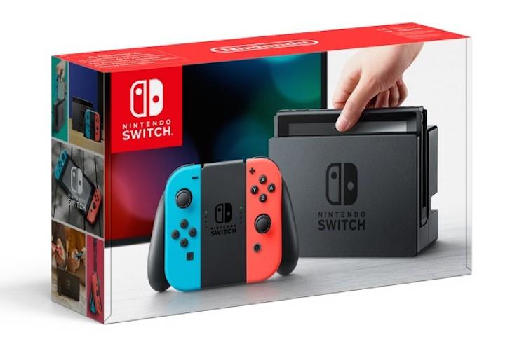 È l'ora di Nintendo Switch. Il videogioco senza video