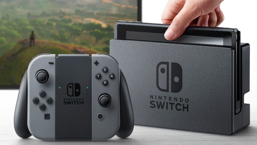 Nintendo Switch: su Twitter appare la line-up di lancio!