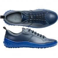 Car Shoe AW17 blu