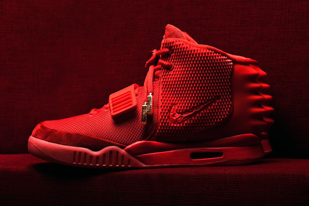 The Red October Air Yeezy 2 di Nike & Kanye West