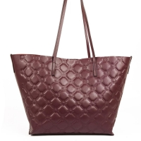 V°73 - 3x550 in pelle all-over color burgundy