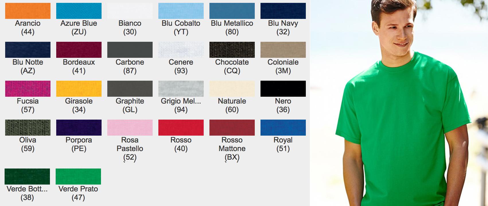 magliette personalizzate milano