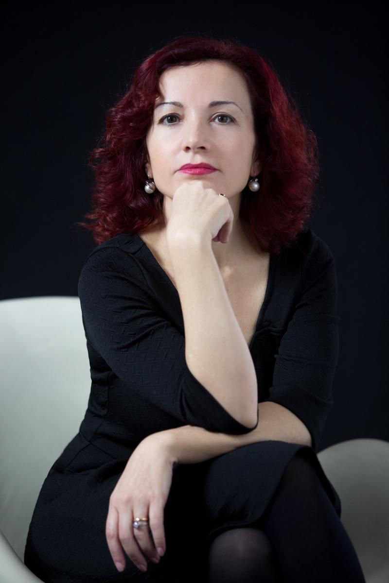 Cristina Gilda Artese (ph Alessandro Brasile)