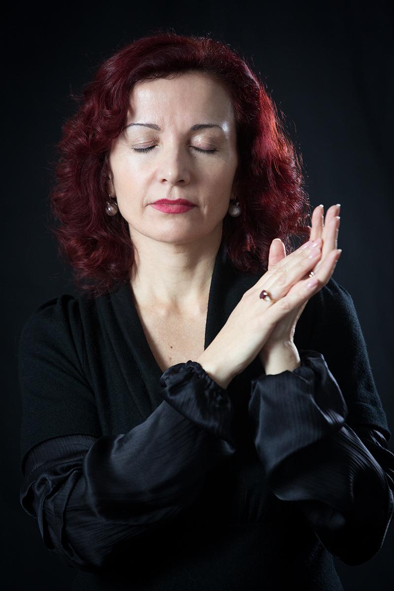 Cristina Gilda Artese (ph. Alessandro Brasile)