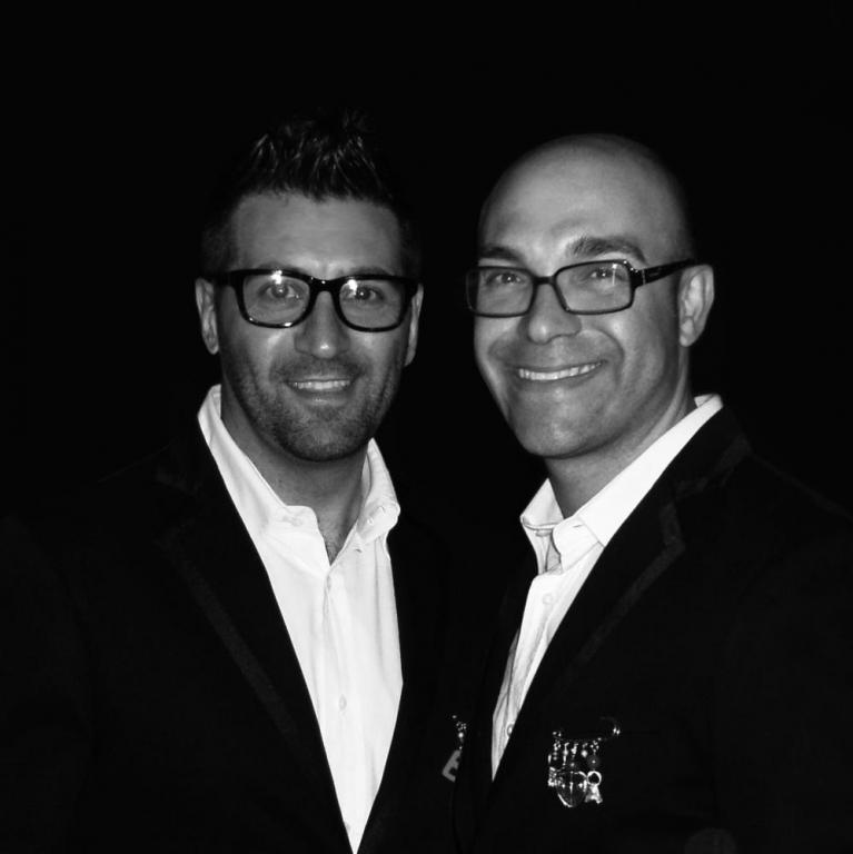Gianni Grossi e Mario Paglino in arte MaGia2000