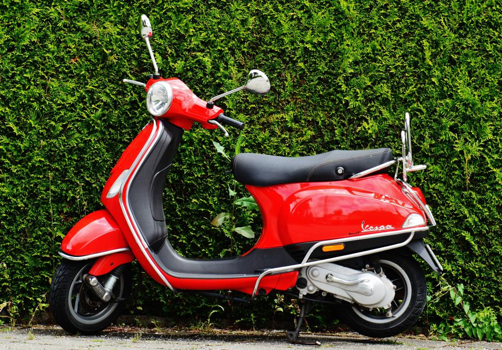 Scooter Vespa Piaggio