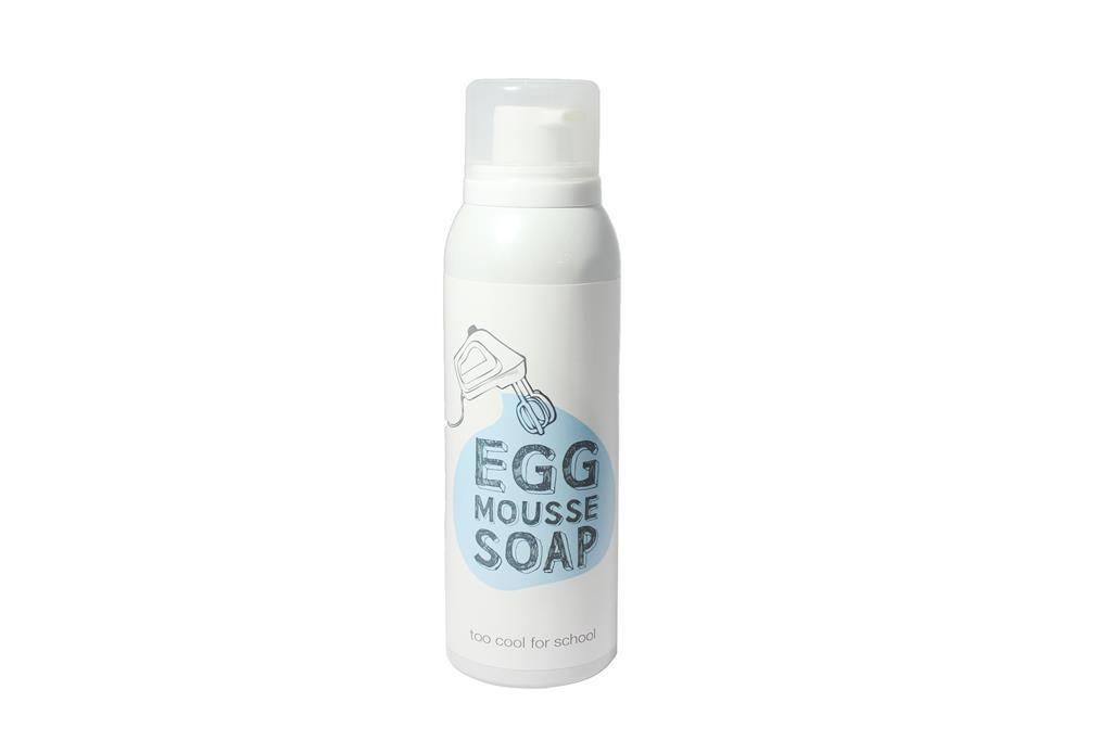 Egg Mousse Soap