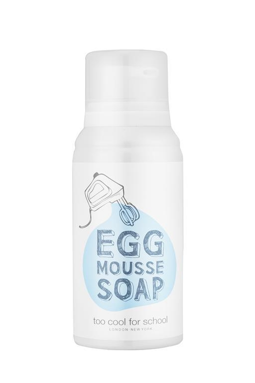 Egg Mousse Soap MINI