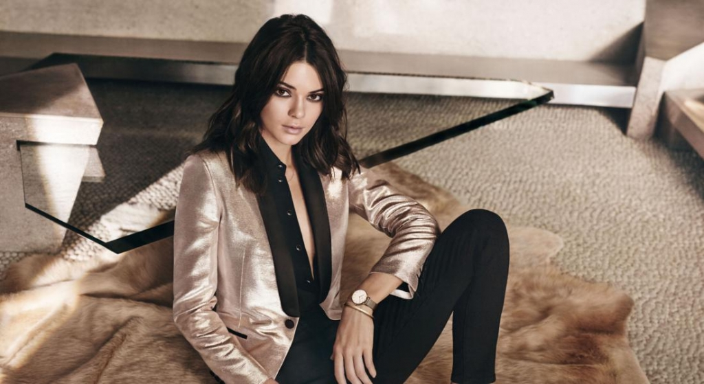 Kendall Jenner per Daniel Wellington