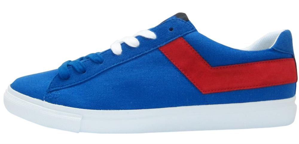 PONY SS17, TOPSTAR OX CANVAS royal red