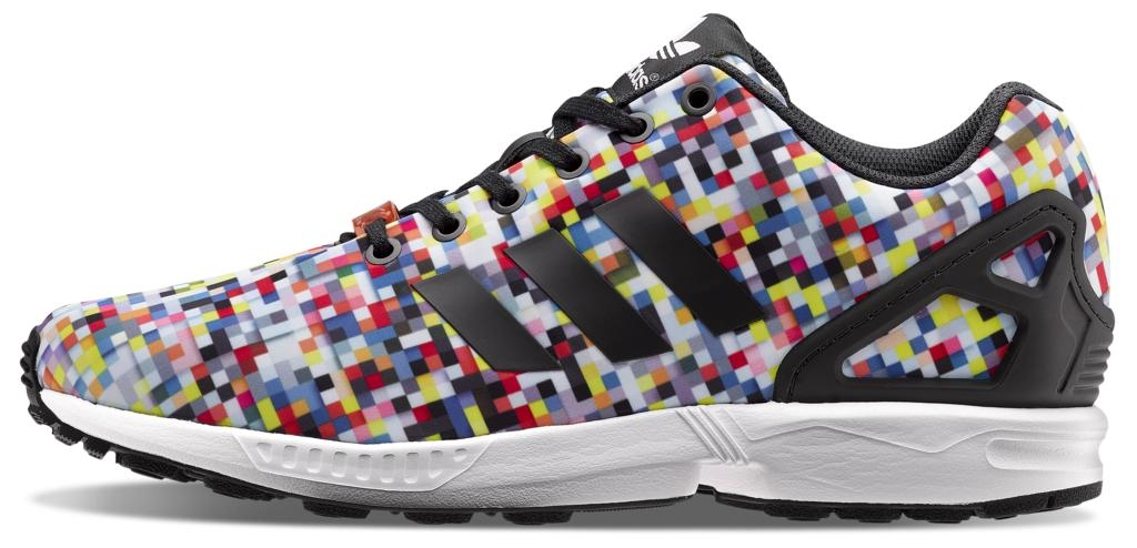 adidas per AW LAB - ZX Flux uomo Madness Pack
