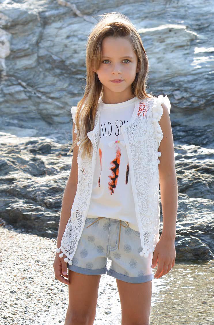 online store 1ed17 e935c Coachella style in versione bambino   Fashion Times