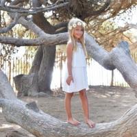 look Coachella bambini