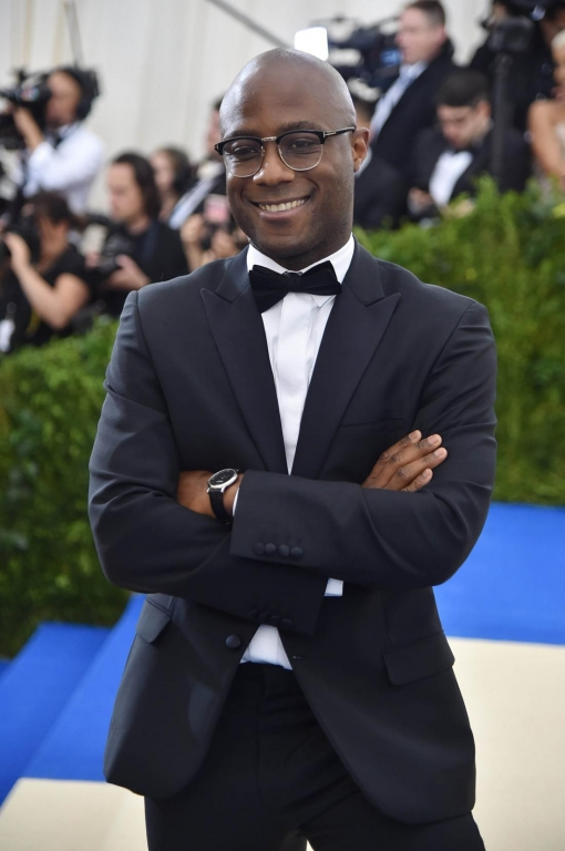 Barry Jenkins in Calvin Klein (Photo by Theo Wargo/Getty Images For US Weekly)