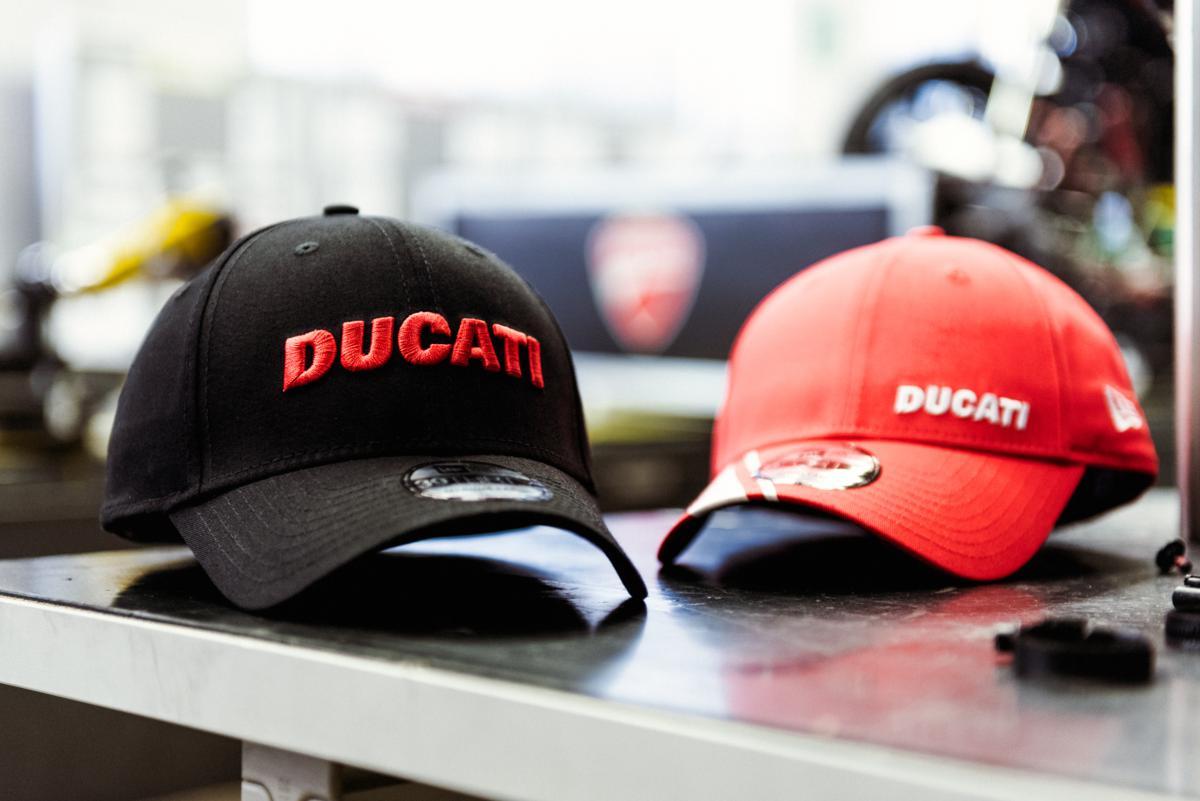 New Era X Ducati