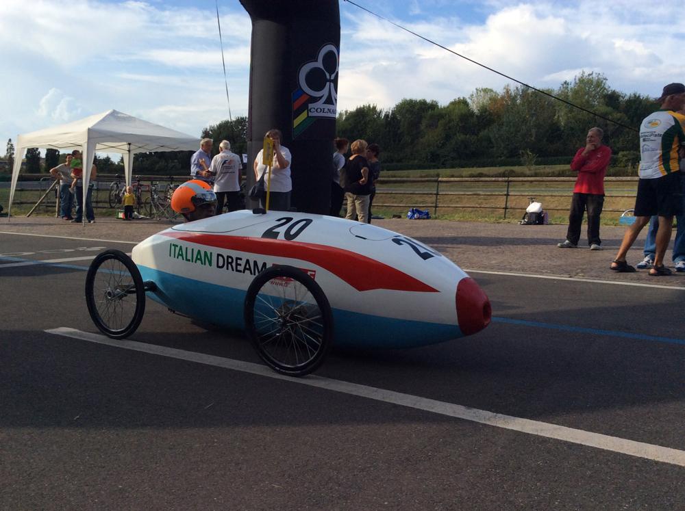 Velodromo Parco Nord: F1 a pedali
