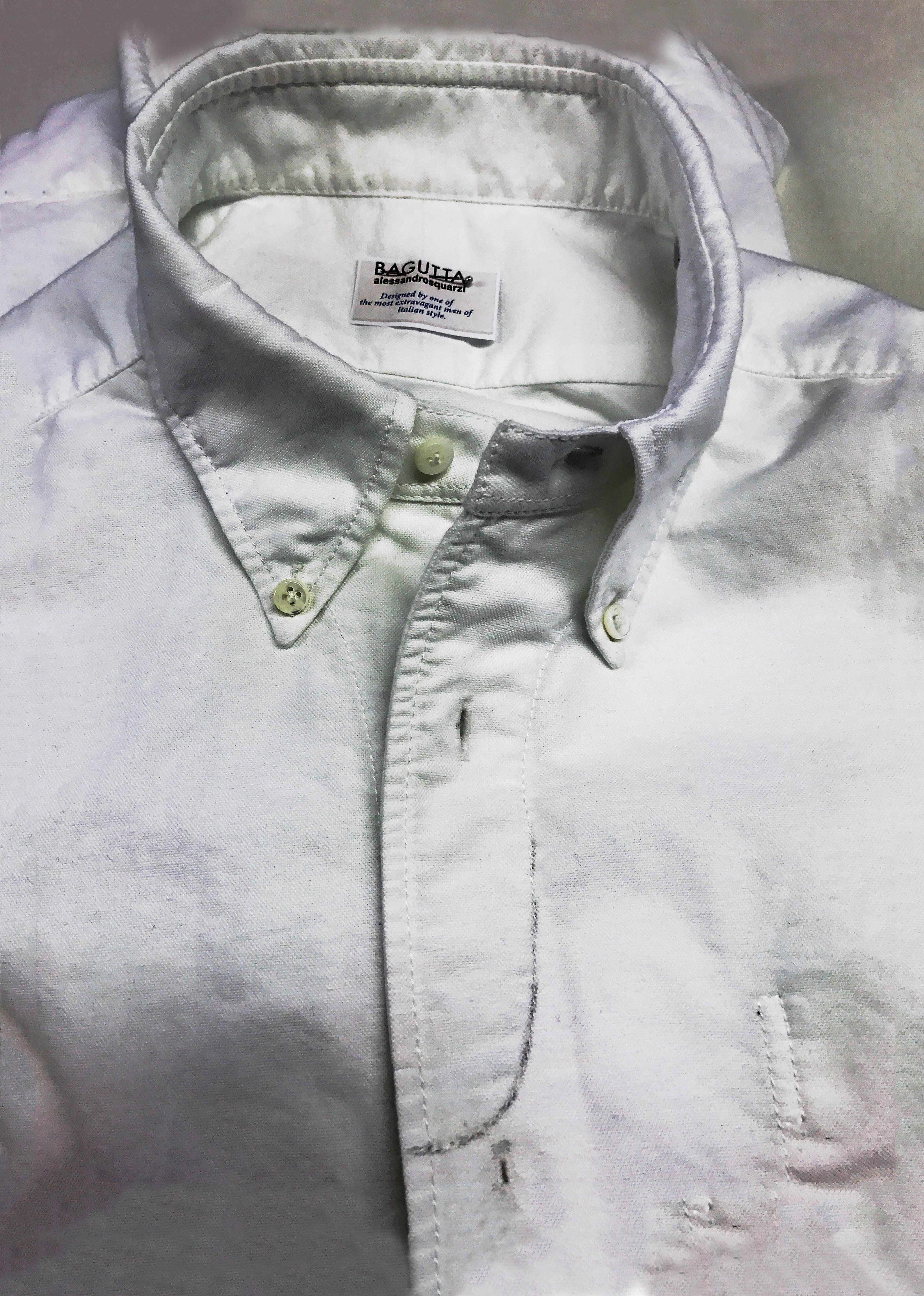Camicia da uomo Bagutta - Pitti Uomo