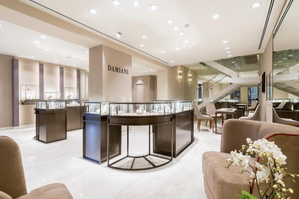 Damiani - boutique Firenze