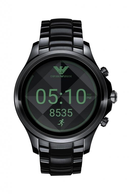 Smartwatch Emporio Armani e Shawn Mendes