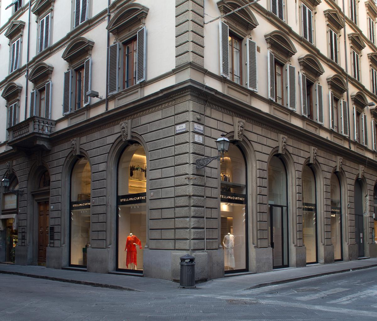Stella McCartney boutique Firenze