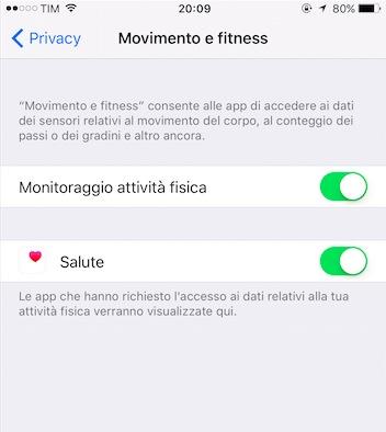 app contapassi iphone