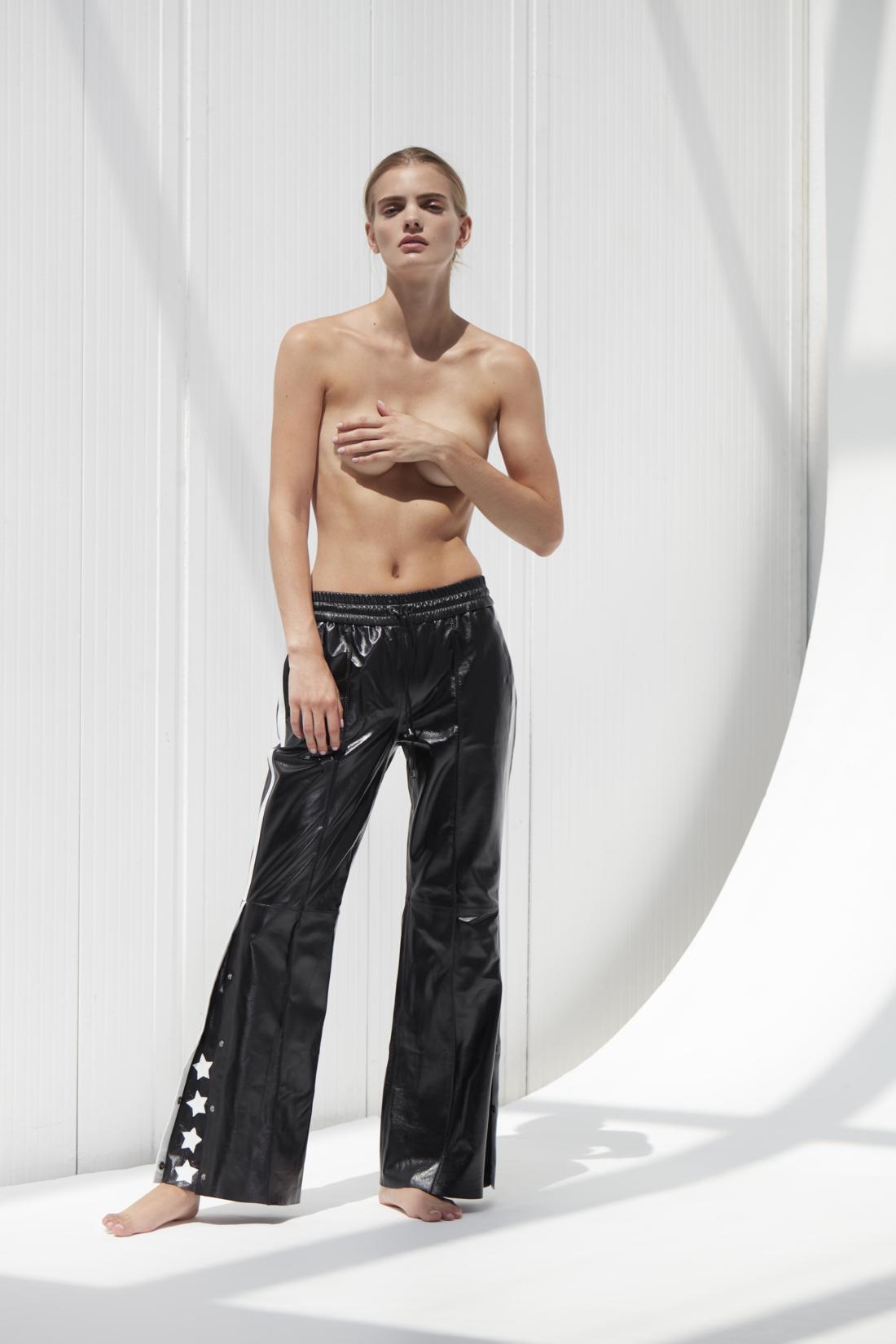 Brama - pantaloni pelle