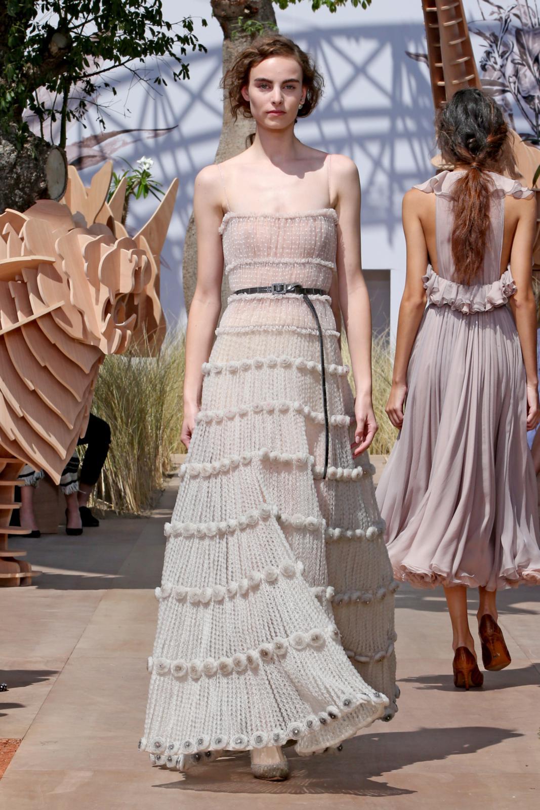 Dior Haute Couture Autunno-Inverno 2017-18