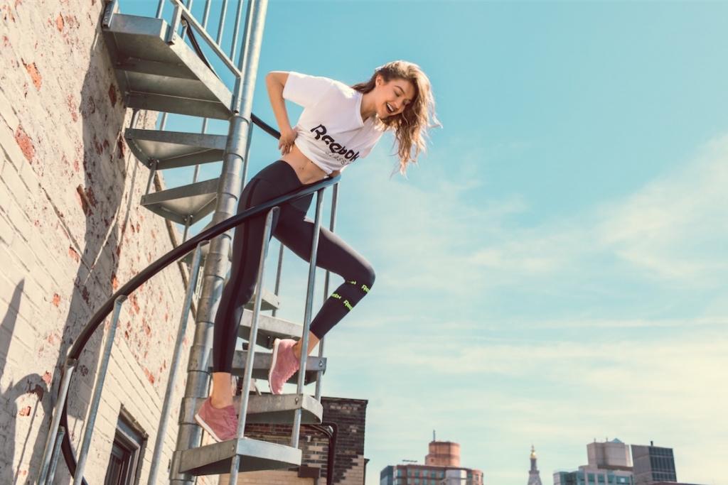 Gigi Hadid - #PefectNever