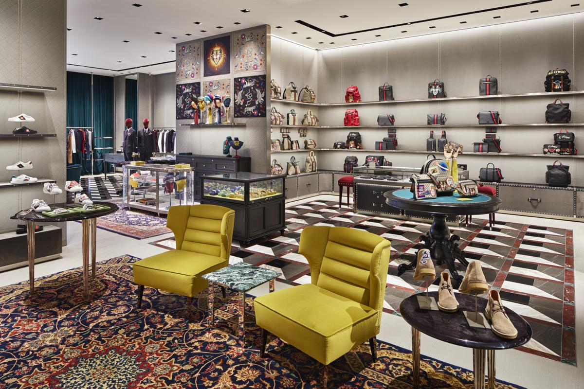 Gucci flagship store Ginza